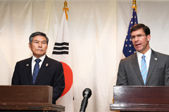 S. Korea, U.S. postpone wintertime combined air drill to support N. Korea denuclearization