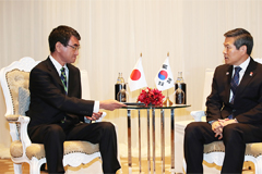 S. Korea, Japan fail to achieve breakthrough on GSOMIA