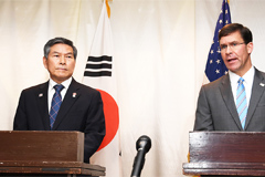 S. Korea, U.S. postpone winter