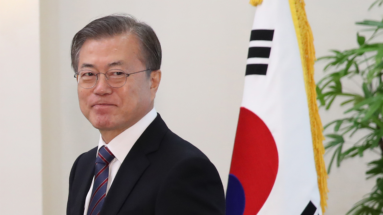 President Moon says he will discuss Korea peace with ASEAN leaders at Busan summit
