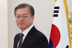 Moon will discuss Korean peace process with ASEAN leaders