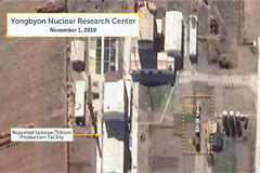 Movement of radioactive material suspected at N. Korea nuclear complex: U.S. thinktank