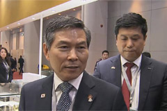 S. Korean defense minister Jeong Kyeong-doo on first trip to Saudi Arabia