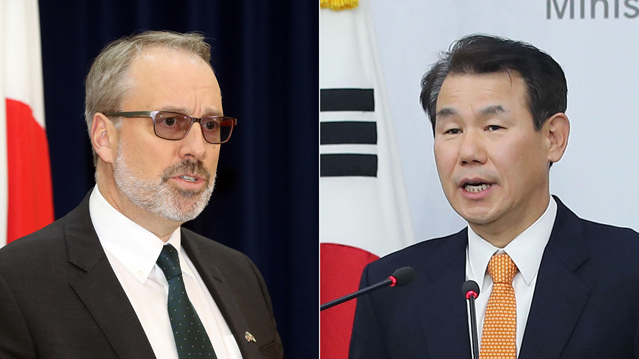 Two-day talks come to abrupt close amid wide differences between S. Korea, U.S.