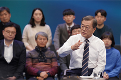 President Moon promises to lower skyrocketing housing prices in S. Korea