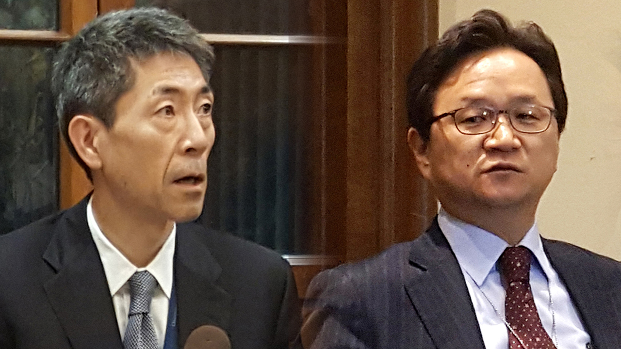 S. Korea and Japan still deadlocked over trade curb issue;  WTO panel review ahead?
