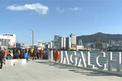 Travel guide for Busan, the vibrant city with peaceful seaside attractions