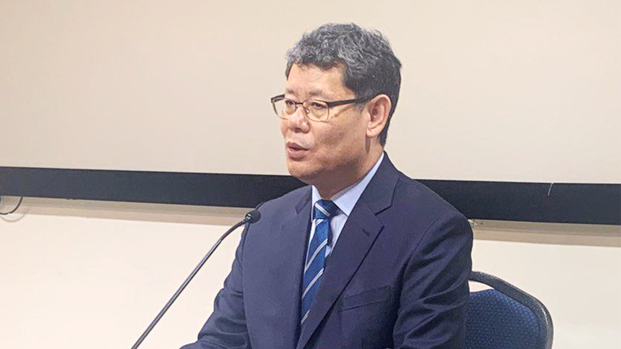 Seoul's unification minister explains significance of Mount Geumgang tours to U.S. envoy