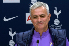 Tottenham Hotspur's new manager Jose Mourinho confident Spurs can win Premier League