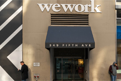 WeWork lays off about 2,400 employees globally
