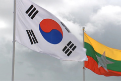 S. Korea and Myanmar, partners in mutual growth and prosperitoy move forward beyond Asia to global market