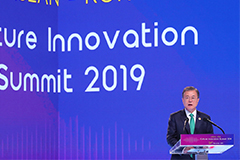 President Moon Jae-in calls for ASEAN nations to work together to create global ASEAN culture