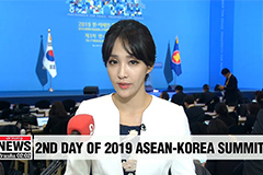 Wrap up 2nd day of 2019 ASEAN-Korea summit