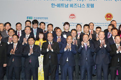 S. Korea strengthens trade and investment ties with Vietnam