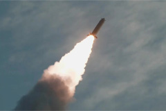 N. Korea perfects its super-large multiple rocket launcher with Thursday's launch