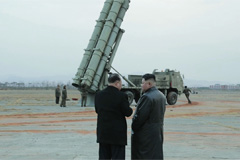 Movement detected at N. Korea's Dongchang-ri missile launch site: Sources
