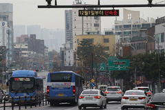 Seoul begins crackdown on cars with high emission levels