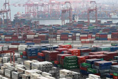 S. Korea's main export items down for a 12th straight month