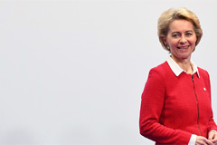 New EU Commission chief von der Leyen to make EU carbon-neutral by 2050
