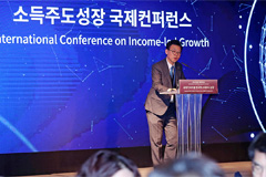 Global perspective on South Korea's income-led growth policy