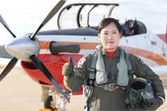 S. Korea's Air Force announces three female Flight Squadron Commanders for first time