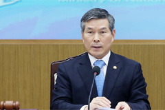S. Korea's defense chief hopes for win-win deal on defense cost-sharing