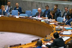 European nations on UN Security Council slam N. Korea's ballistic missile launches