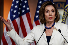 U.S. House Judiciary Committee will move to impeach Trump by drafting formal charges: Pelosi