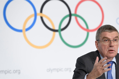IOC open to idea of inter-Korean Winter Youth Olympic Games in 2024: IOC chief