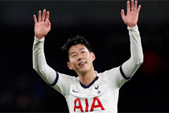 Son Heung-min scores 'goal of the season' in 70m solo run