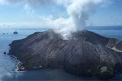 At least five people killed as volcano erupts in New Zealand