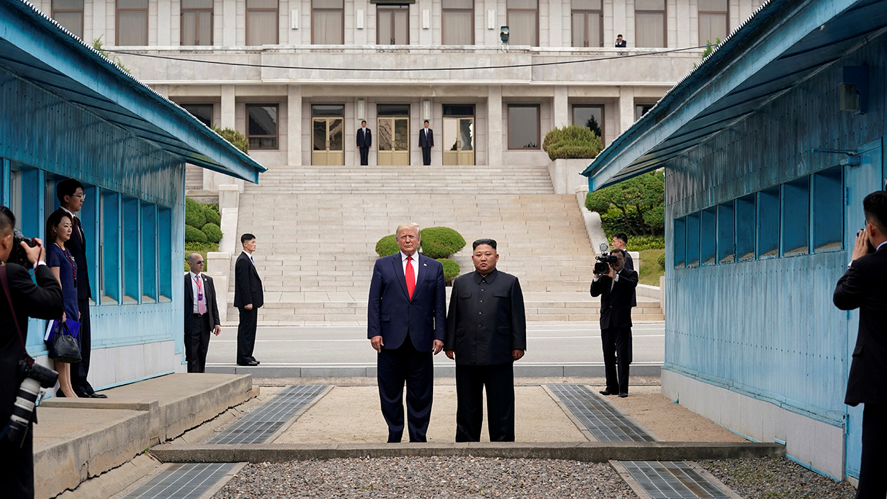 N. Korea-U.S. NUKE TALKS BACK TO SQUARE ONE?