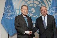 UN adopts truce resolution for