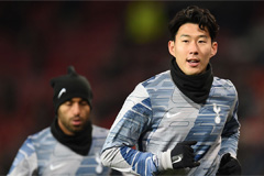 Son Heung-min ranks 17th among the best players across Europe's top 35 leagues