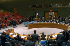 UN Security Council to convene