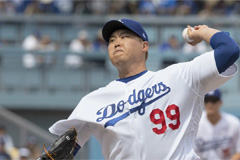 S. Korean pitcher Ryu Hyun-jin named in inaugural 'All-MLB Second Team'