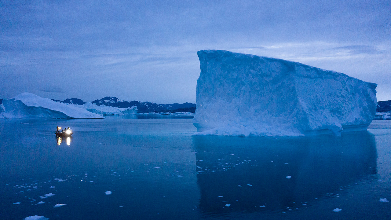 Greenland losing ice faster over past 10 years: Experts