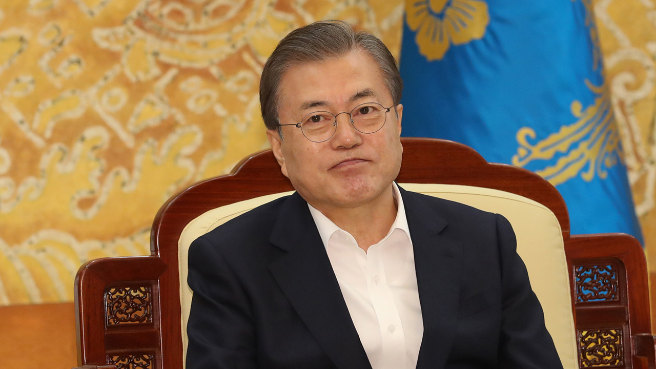 President Moon to hold bilateral talks with Swedish PM Stefan Lofven in Seoul next Wed.