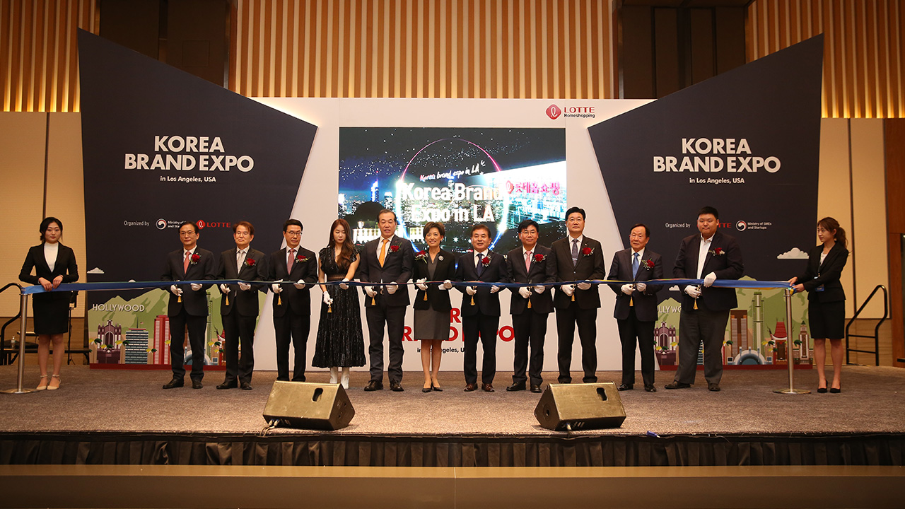 Year-end event held in Seoul to reflect on 'Brand K's success in 2019