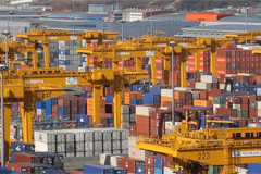 S. Korea's export prices fall 1.8% m/m in Nov.