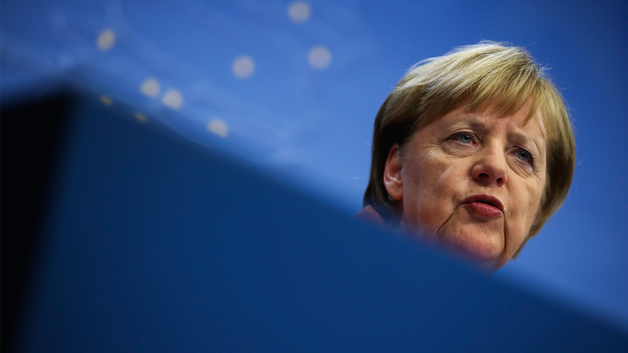 German Chancellor Angela Merkel again named world's most powerful woman by Forbes
