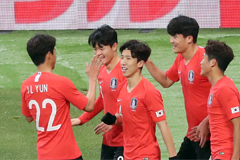 S. Korea defeat China 1-0 for 2nd straight win at regional men's football tournament