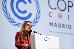 UN climate talks in Madrid fall short on differences over how to regulate carbon emissions