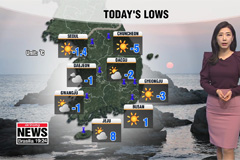 Watch out for black ice, chilly day to end work week