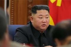 Kim Jong-un chairs expanded Central Military Commission meeting of Workers' Party