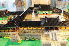 Largest LEGO convention in S. Korea, BRICKOREA 2019, opens in Seoul
