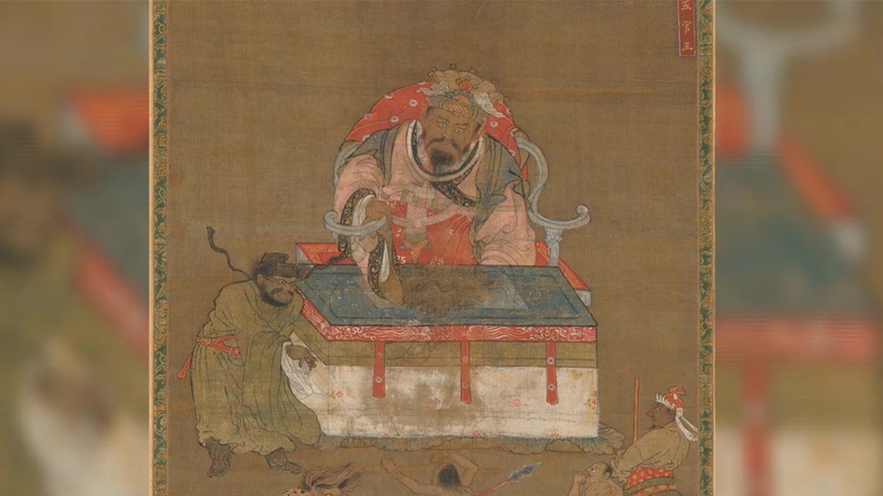 Cleveland Museum of Art acquires 14th century Goryeo Dynasty Buddhist painting