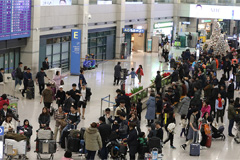 No. of foreign tourists to S. Korea hit record high in 2019