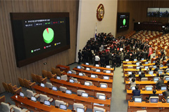 Nat'l Assembly passes dozens of bills including conroversial electoral reform bill at plenary session