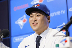S. Korean pitcher Ryu Hyun-j